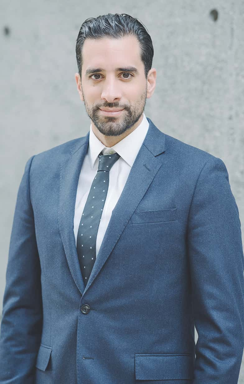 Navid Mozaffarian