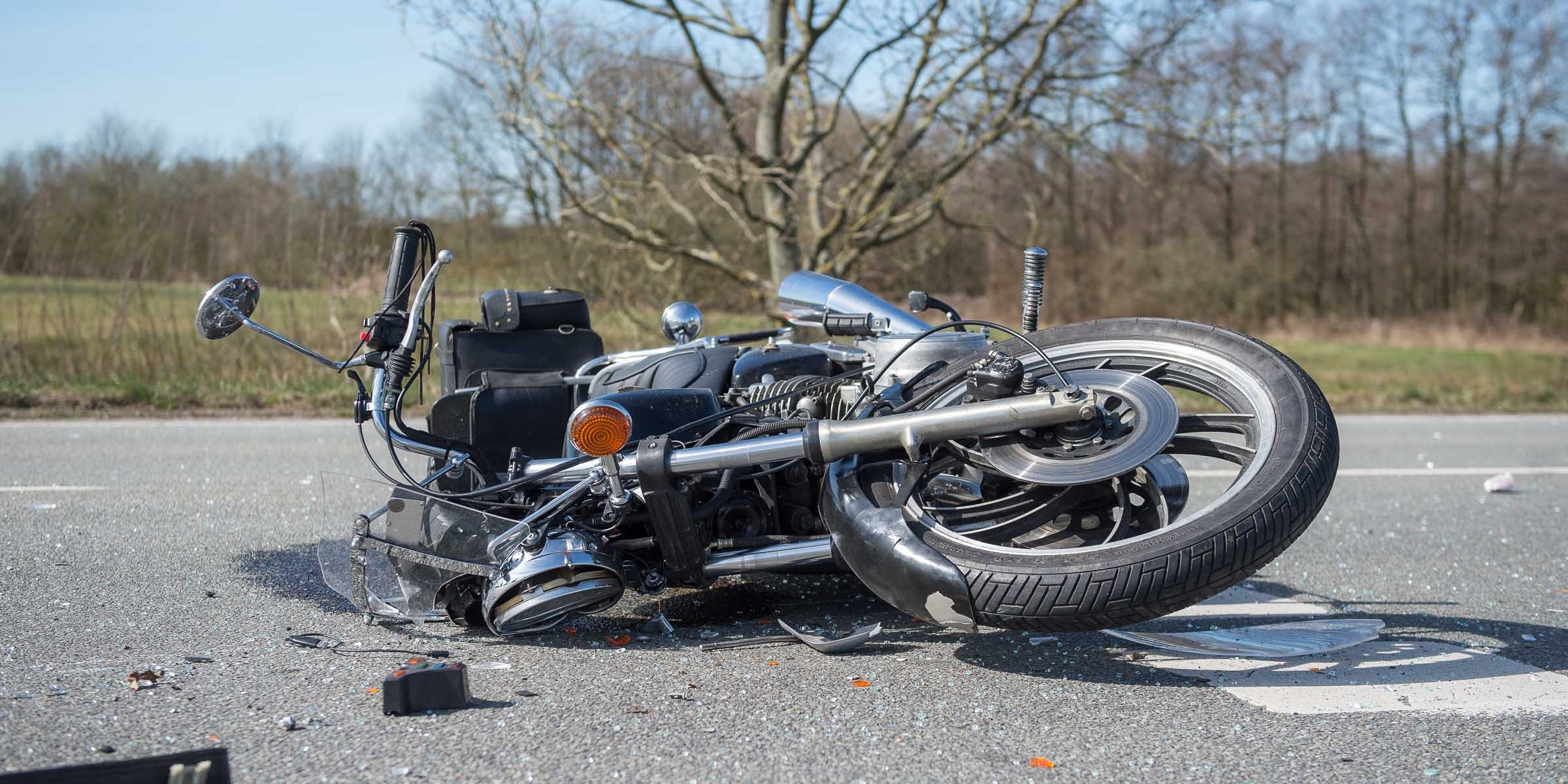 Motorcycle Accidents Resulting in Claims of Personal Injury
